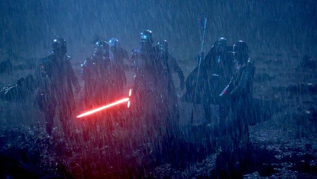 """Neuer """"Star Wars""""-Trailer lässt viele Fragen offen (Bild: Walt Disney)"""