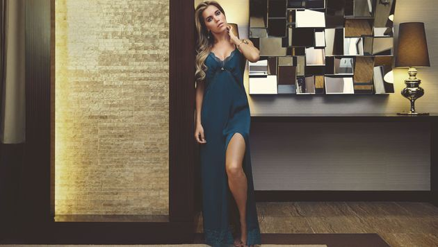 sylvie meis stalker wollte in ihre wohnung mann vor der haust r stars society. Black Bedroom Furniture Sets. Home Design Ideas
