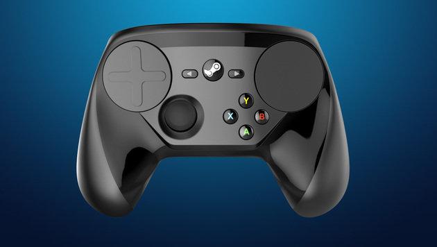 Stick, Touchpads und Tasten können in einem übersichtlichen Menü nach Belieben konfiguriert werden. (Bild: Valve)