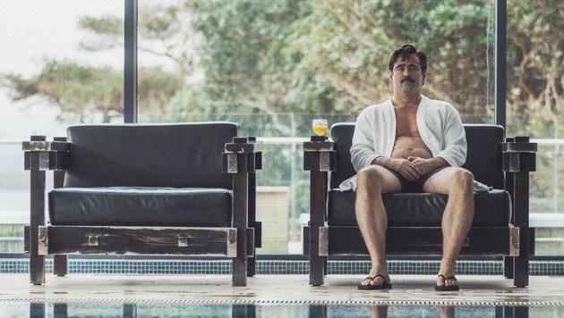 """Colin Farrell musste für seine Rolle in """"The Lobster"""" in acht Wochen 20 Kilo zunehmen. (Bild: Viennareport)"""