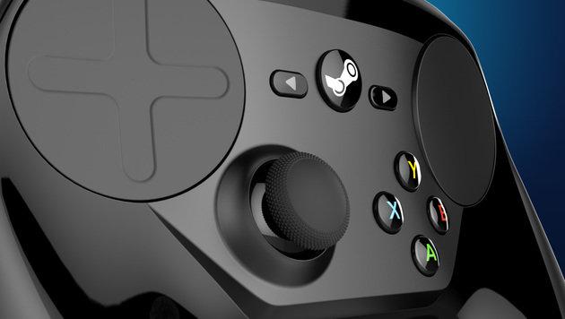 Unter den Touchpads befinden sich kleine Vibrationsmotoren, die beim Spielen Force-Feedback liefern. (Bild: Valve)