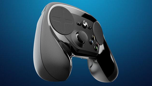 Über die Steam-Taste gelangt man ins Menü und kann beispielsweise die Tastenbelegung ändern. (Bild: Valve)