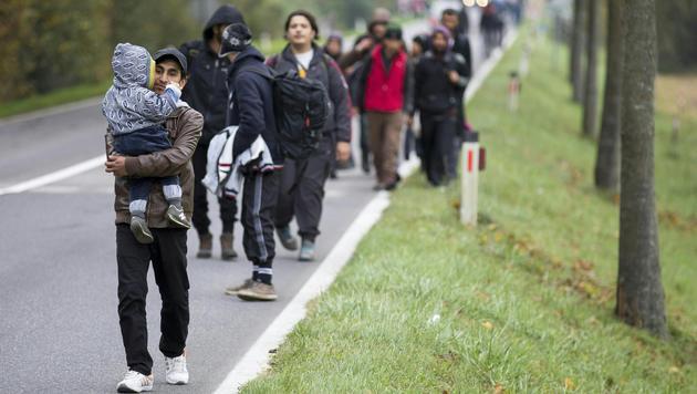 "Mikl-Leitner: ""Müssen an Festung Europa bauen"" (Bild: APA/Erwin Scheriau)"