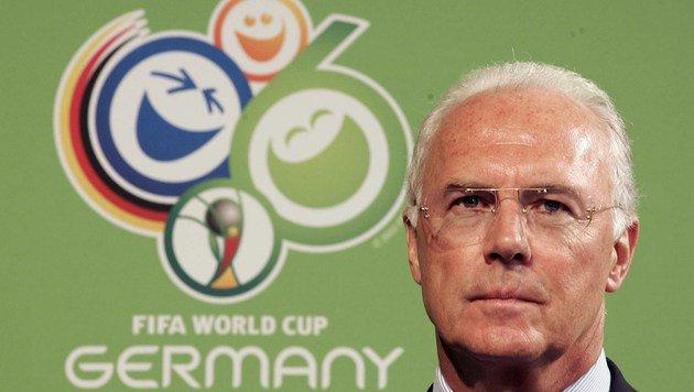 Schweizer Justiz ermittelt gegen Franz Beckenbauer (Bild: APA/AFP/PASCAL PAVANI)