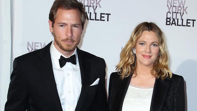 Drew Barrymore und Will Kopelman stehen angeblich vor dem Ehe-Aus. (Bild: AP)