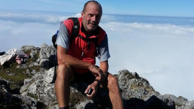 Private Leidenschaften: Berge. Klettern. Radfahren. Gipfelsiege. Robert Redtenbacher (1959-2015). (Bild: Robert Redtenbacher)