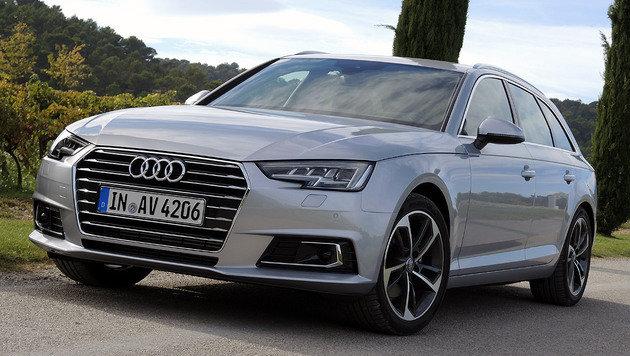 Verkaufsstopp für Audi S4, S5 und A4 2.0 TSI (Bild: Stephan Schätzl)