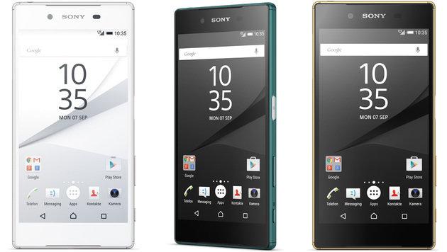 Xperia Z5: Sonys Android-Flaggschiff im Praxistest (Bild: Sony)