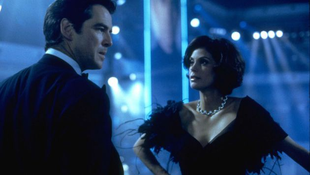 "Teri Hatcher stellte in ""Der Morgen stirbt nie"" Bond-Girl Paris Carver dar. (Bild: face to face)"