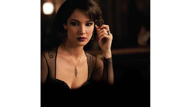 "Berenice Marlohe war als sexy Bond-Girl Sévérine in ""Skyfall"" zu sehen. (Bild: Viennareport)"