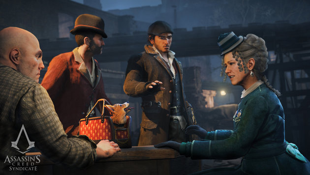 """So genial ist ""Assassin's Creed Syndicate"" (Bild: Ubisoft)"""