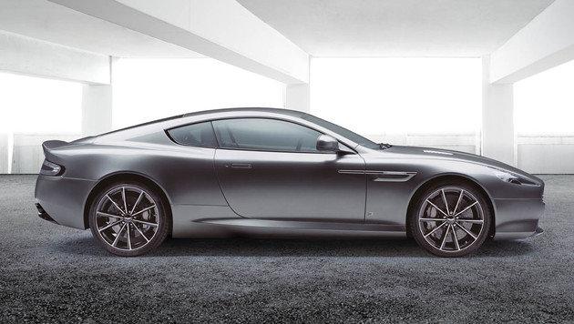 """""""Alle Facts zum neuen Bond-Boliden! (Bild: Aston Martin)"""""""