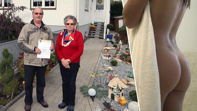 Anton und Berta Kreilingers Haus droht abgerissen zu werden. (Bild: Daniel Scharinger, thinkstockphotos.de)