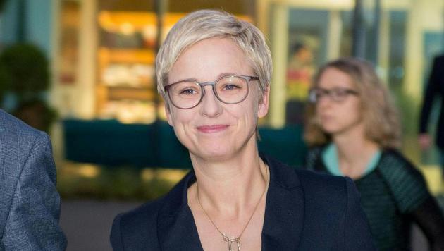 Doris Hummer (Bild: FOTOKERSCHI.AT/WERNER KERSCHBAUMMAYR)