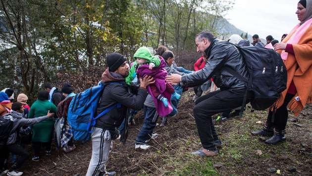 Krisen-Management versagt jetzt total! (Bild: AFP)
