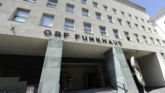 ORF-Funkhaus zum Verkauf ausgeschrieben (Bild: APA/ROLAND SCHLAGER)