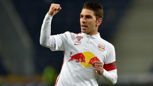 RB Salzburg bangt vor Cup-Finale um Soriano! (Bild: GEPA)