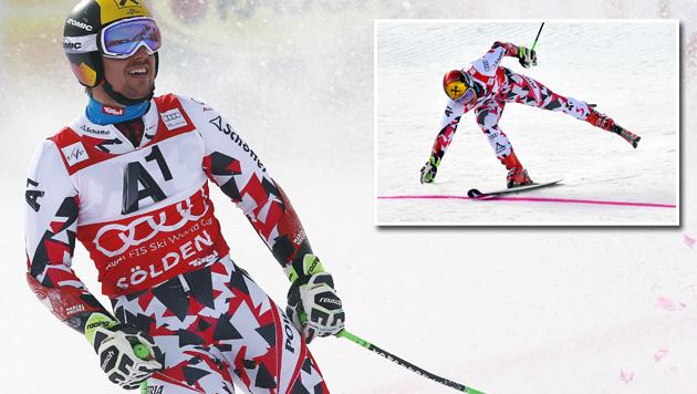 "Hirscher: ""Fällt schwer, an Skifahren zu denken"" (Bild: GEPA)"