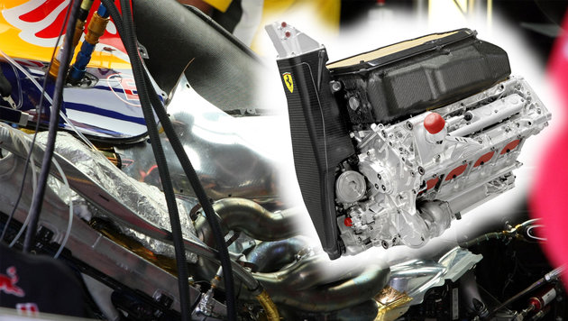 Formel-1-Sensation: Schon 2017 zwei Motorentypen? (Bild: GEPA)