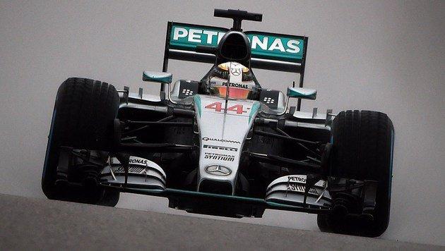 Lewis Hamilton verteidigt WM-Titel in der Formel 1 (Bild: AFP)