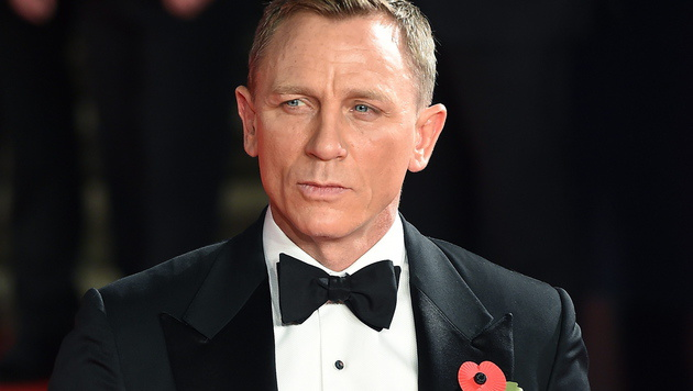 Daniel Craig (Bild: APA/EPA/ANDY RAIN)