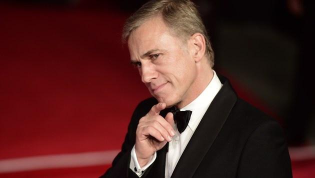 Christoph Waltz (Bild: AFP)