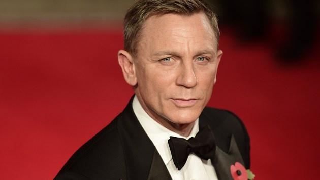 Daniel Craig (Bild: AFP)