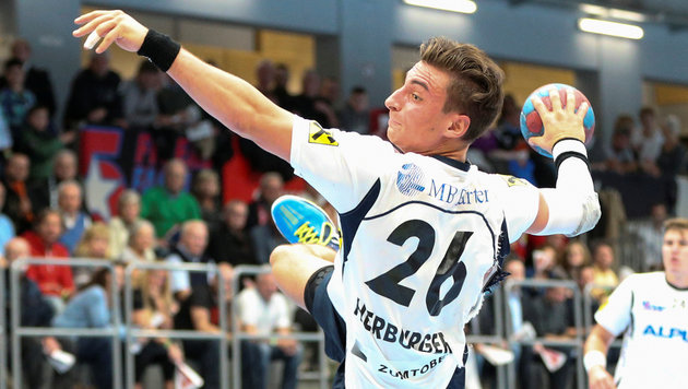 Lukas Herberger (Hard) (Bild: GEPA)