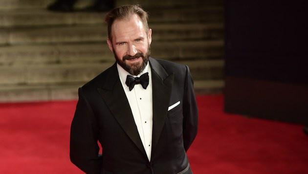 Ralph Fiennes (Bild: AFP)