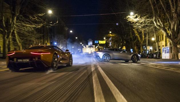 """Bond verursacht in """"Spectre"""" 600 Mio. Euro Schaden (Bild: Sony Pictures)"""