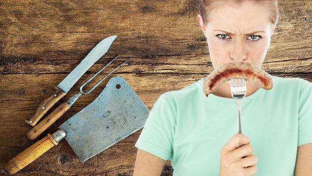 Experten streiten jetzt über Fleisch und Wurst (Bild: thinkstockphotos.de)