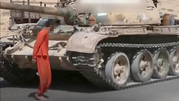 Is Hinrichtung Panzer