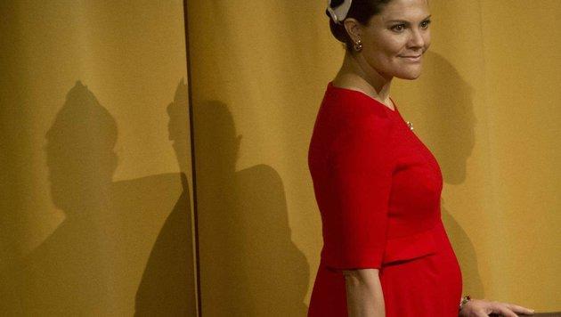 Kronprinzessin Victoria von Schweden (Bild: AFP)