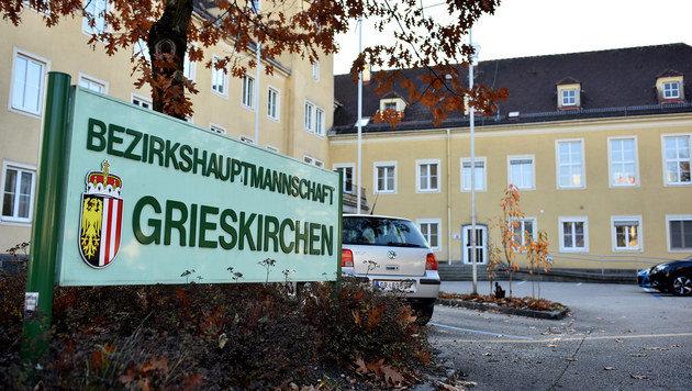 Die BH in Grieskirchen soll bestehen bleiben. (Bild: Markus Wenzel)