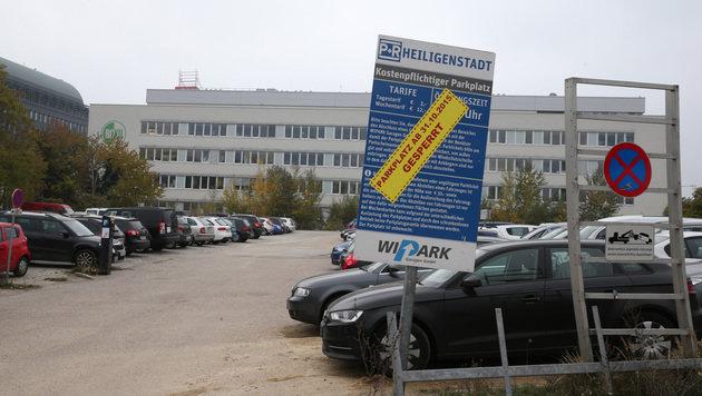 Mit 31. Oktober wird die Park-and-ride-Anlage bei der U4-Station Heiligenstadt geschlossen. (Bild: Zwefo)