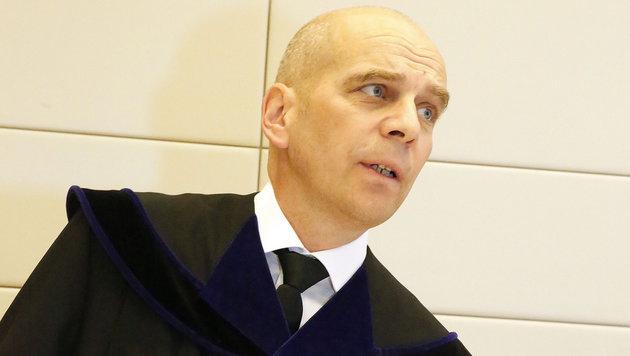 Richter Martin Bodner (Bild: Martin A. Jöchl)