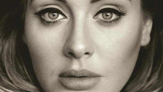 """YouTube-Klickrekord: Adele schlägt """"Star Wars"""" (Bild: AP)"""