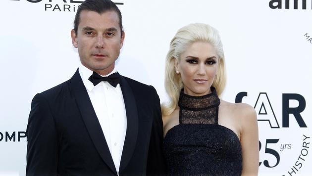 Seit 2002 waren Gavin Rossdale und Gwen Stefani verheiratet. 2015 folgte schließlich das Ehe-Aus. (Bild: IAN LANGSDON/EPA/picturedesk.com)