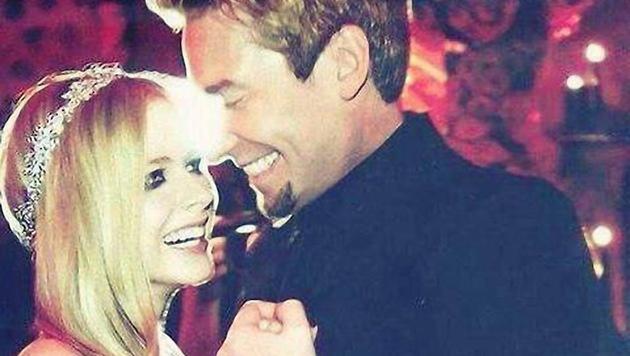 Aus und vorbei! Avril Lavigne und Chad Kroeger trennten sich nach zwei Ehe-Jahren. (Bild: Viennareport)