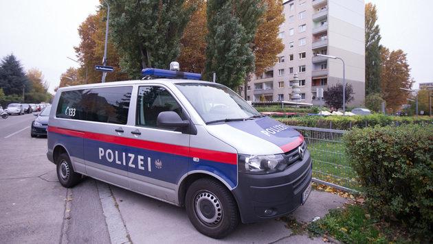 Älteres Ehepaar tot in Wien-Donaustadt entdeckt (Bild: APA/GEORG HOCHMUTH)