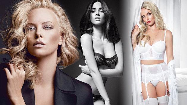 Das sind Hollywoods heißeste Single-Ladys (Bild: Viennareport)