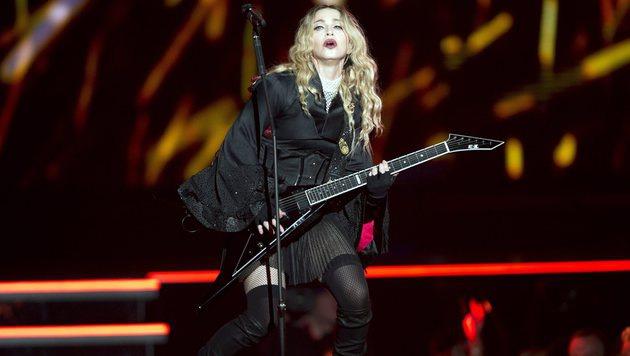 Madonna (Bild: AP)