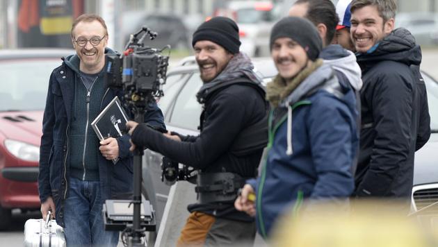 """Josef Hader feiert mit """"Wilde Maus"""" sein Regiedebüt. (Bild: APA/HANS KLAUS TECHT)"""