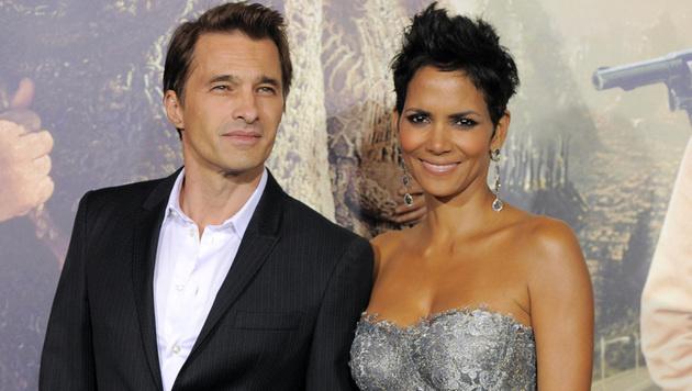 Auch Ehe Nummer drei mit Olivier Martinez brachte Halle Berry kein Glück. (Bild: Chris Pizzello/Invision/AP)
