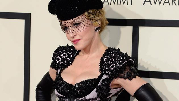 Madonna (Bild: APA/EPA/MICHAEL NELSON)
