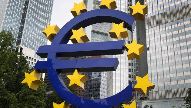 EZB senkt Leitzins erstmals auf 0 Prozent (Bild: AFP)