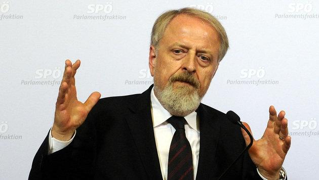 SPÖ-Bundesgeschäftsführer Gerhard Schmid (Bild: APA/Herbert Pfarrhofer)