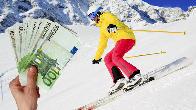 Den Österreichern wird der Wintersport zu teuer (Bild: thinkstockphotos.de)