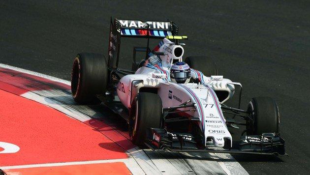 Rosberg siegt bei Mexiko-GP vor Hamilton! (Bild: AFP)