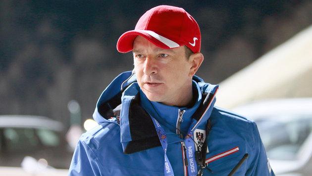 Wird Alexander Pointner neuer Trainer der Finnen? (Bild: GEPA)